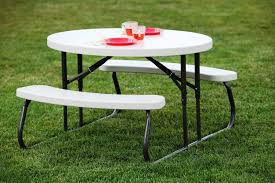 wooden childrens picnic table round tables for