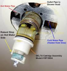 grand your house idea delta bathtub faucet repair kit delta bathtub faucet repair one handle how to remove a leaky shower valve cartridge regarding delta