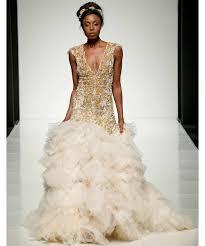 gold wedding dresses 17 dazzling designs hitched co uk