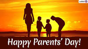 Happy Parents' Day 2021 Greetings ...
