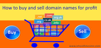 How To Buy A Domain How To Buy And Sell Domain Names Part Time For Profit