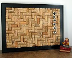 fabulous craft projects using recycled wine corks