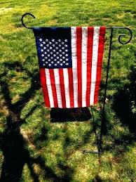 large garden flag holder wrought iron garden flag holder garden flag stand and flag by bald