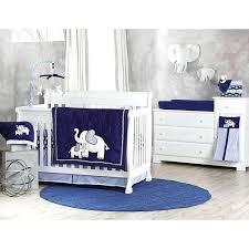 elephant baby bedding set blue elephant baby crib bedding by carters designs