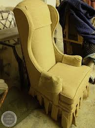 before upholstery wing chair moorestown nj the