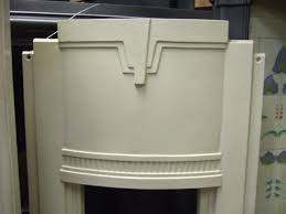 030b original art deco bedroom fireplace corby northants