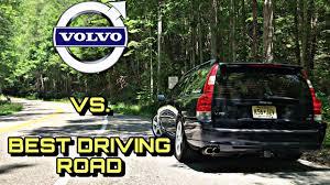 sleeper volvo vs best road in the world