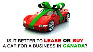 lease vs buy business vehicle is it better to lease or buy a car for a business in canada youtube