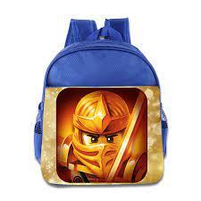 Buy Lego Ninjago Kids School RoyalBlue Backpack Bag in Cheap Price on  Alibaba.com