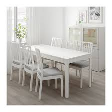 ekedalen extendable table white