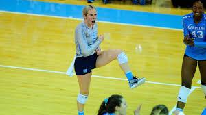 Casey Jacobs - Volleyball - University of North Carolina Athletics