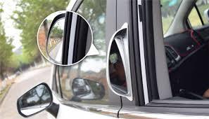 Aliexpresscom  Buy Car Blind Spot Mirror Parking Round Convex Side Rear  View Mirror For Toyota Rav4 Xa40 Corolla Highlander Prado Fj150 Camry Verso  from