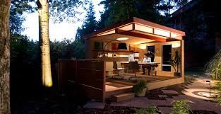 prefab shed office. Man Cave, Prefab Shed, Backyard Shed Office B
