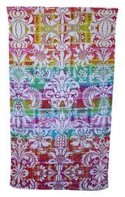 beach towel designs. Rainbow Damask Beach Towel Design By Fresco Towels Designs