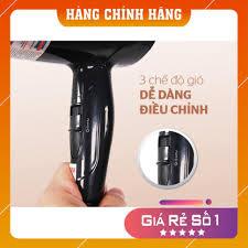 FREESHIP - CHÍNH HÃNG] [BẢO HÀNH TOÀN QUỐC] Máy sấy tóc Sunhouse SHD2306 •  Đang giảm giá tháng 1/2021