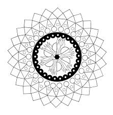 Mandala Coloring Pages 360coloringpages