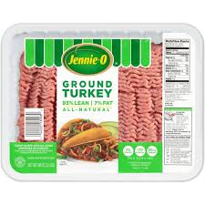 jennie o all natural lean ground jennie o all natural lean ground turkey