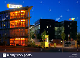 ebay corporate office. Office Buildings Of EBay And Mobile.de In The Evening, Kleinmachnow, Germany - Ebay Corporate