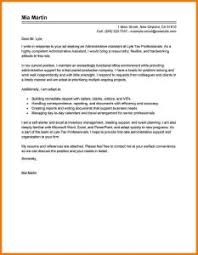 office assistant cover letter cover letter for administrative assistant