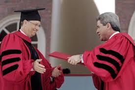 Как получить диплом Гарварда за дня без экзаменов и за большие  Обозреватель