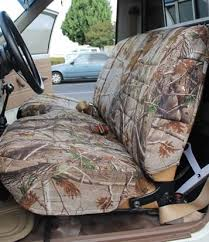 toyota hi lux realtree seat covers wet