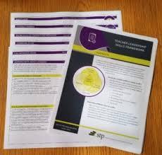 Cstp Chart 2018 Teacher Leadership Skills Framework Cstp Page 30