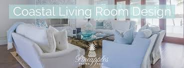 coastal living room design. Coastal Design In The Living Room