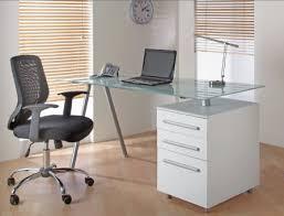 glass desks for home office. home office glass desks plain compact black desk uk top table for