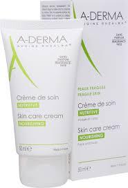 A-Derma <b>Крем для лица и</b> тела, 50 мл — купить в интернет ...