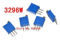 online buy whole potentiometer 10k ohm from 20pcs 3296w 103 10k adjustable precision potentiometer shipping mainland