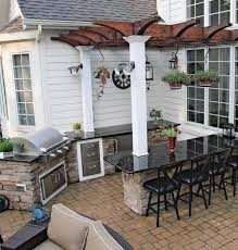 backyard kitchen ideas. Plain Ideas Check Out These 100 Outdoor Kitchen Designs As Well Discover The  Different Types And Key Features Needed To Create A Proper Kitchen In Backyard Kitchen Ideas O
