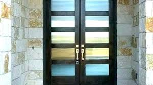 double entry doors with glass modern front for incredible door south africa dou