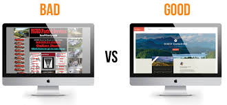 Bad Product Design The Difference Between A Good And A Bad Website Touchcoretouchcore
