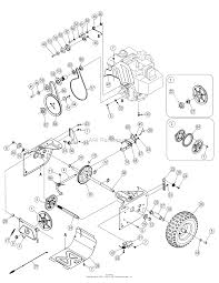 Mtd 31ae6fff752 2006 parts diagram for drive assembly