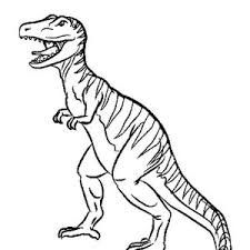 Small Picture Kids Drawing of T Rex Coloring Page Color Luna