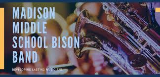 Madison Bison Band Home