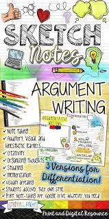 what is a claim in an argumentative essay argumentative essay  17 best ideas about argumentative writing thesis argumentative writing essay outline sketchnotes teacher background
