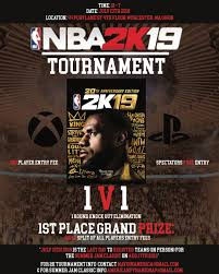 NBA 2K Tournament: Summer Jam Classic ...