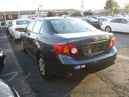 2010 Used Toyota Corolla at Woodbridge Public Auto Auction, VA ...