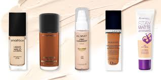 the best liquid foundation to overe oily skin