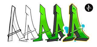 graffiti letters a z 150 ideas