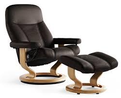 Best Price on Ekornes Stressless Consul Recliner Chair