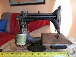 1906 Singer Sewing Machine Value