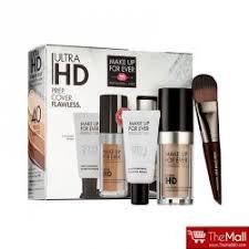 makeup forever ultra hd foundation hydrating skin equalizer set 215