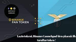 Lazio tokeni, Binance Launchpad'den çıkacak ilk taraftar token ! - YouTube