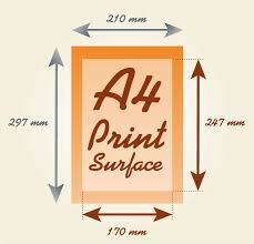 a4 paper size in inches a4 paper size all informations about a4 sheet of paper