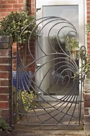 portfolio metal garden gates steel