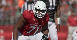 Rutgers Football Depth Chart Rutgers Football Post Spring Depth Chart Offensive Line