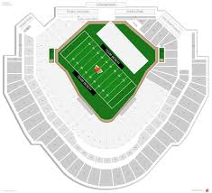 Chase Field Football Seating Rateyourseats Com