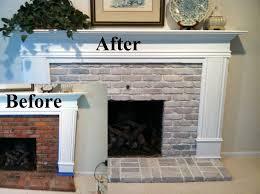 best 25 white wash fireplace ideas on white washed fireplace brick fireplace makeover and brick fireplace decor